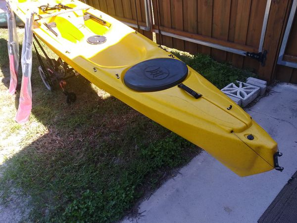 17 5 ft perception mandalay tandem / kayek for Sale in Tampa, FL - OfferUp