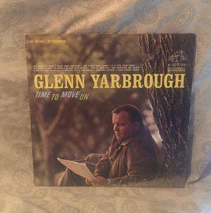 Glenn Yarbrough Vinyl LP Album for Sale in Barrington, IL