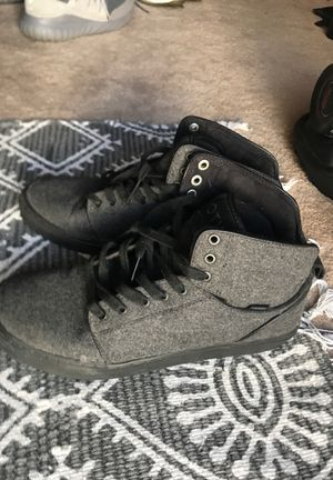 Vans OTW collection dark grey/black for Sale in Hayward, CA
