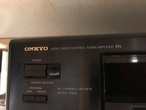 Onkyo audio receiver for Sale in South Gate, CA
