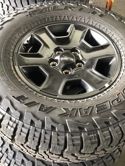 Jeep Wheels And Tires for Sale in Canyon Country,  CA