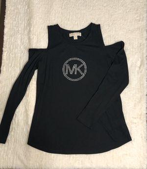 Mk blusa negra talla / S for Sale in Houston, TX