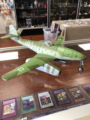 German Messerschmitt ME-262 Fighter Plane Ultimate Soldier 32X 21st Century Toys 2002 for Sale in La Habra Heights, CA