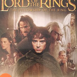 LoTR trilogy (two-disc special edition DVD set) for Sale in North Andover, MA