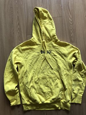 First Release Awake hoodie in Yellow sz Large for Sale in Portland, OR