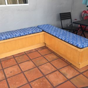 Free Bench With Storage for Sale in Hayward, CA