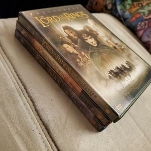 The LORD OF THE RINGS TRIOLGY for Sale in Vienna, VA