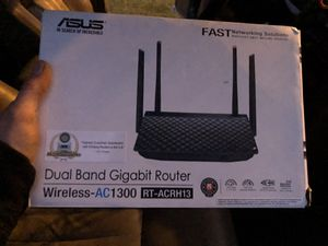 Asus router for Sale in Oviedo, FL