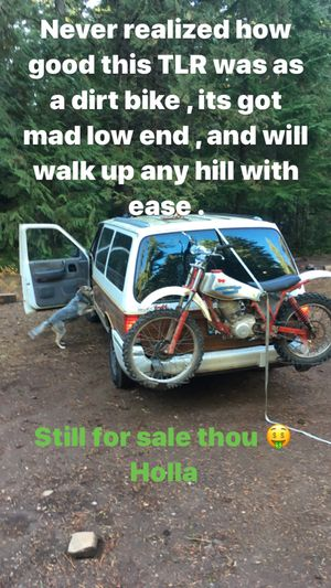 1987 Honda TRL 200 trials machine for Sale in Portland, OR