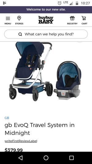 QB Evoq Stroller for Sale in Boston, MA