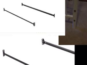 Looking for NOT SELLING!! 2 FULL SIZE Bed RAILS for $10- (NOT Hollywood frame kind) Need the kind with the holes for screws its for a DAYBED I have for Sale in Yakima, WA