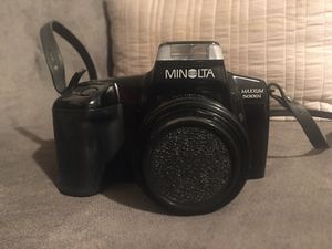 Minolta Maxxum 5000i Film Camera for Sale in San Jose, CA