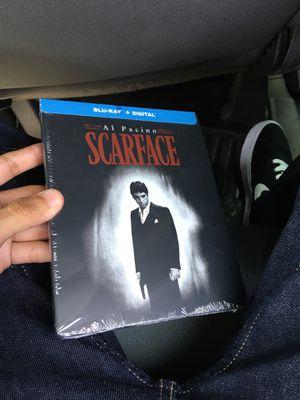 Scarface Blu-ray Steelbook for Sale in Downey, CA
