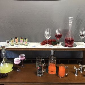 Liquor Decanter And Glasses for Sale in League City, TX