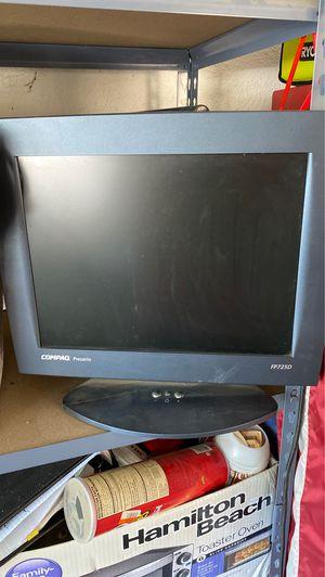 Compaq computer monitor vga for Sale in Modesto, CA