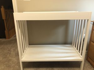 White Wood Changing Table **Available Again** for Sale in Woodbridge, VA