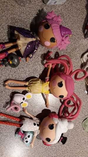 Lalaloopsy dolls for Sale in New Port Richey, FL