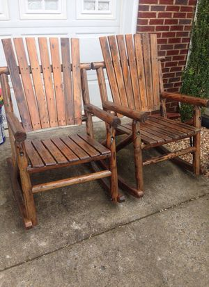 Outdoor chairs for Sale in Harrisonburg, VA