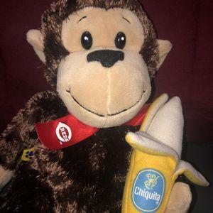 Cincinnati Reds Build-A-Bear Monkey for Sale in Wilmington, OH
