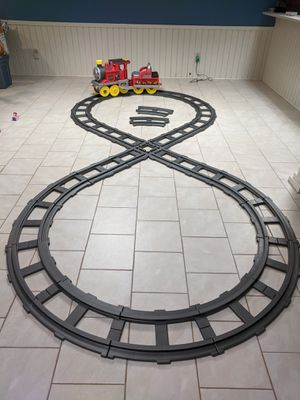 Peg Perego choo choo express ride on train for Sale in Fort Wayne, IN