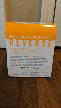 Rodan and Fields Reverse Brightening for Sale in Aurora,  OR