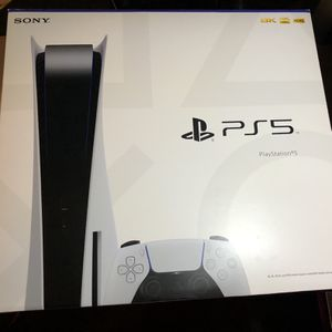 PlayStation 5 Console Disk Version (Brand New) for Sale in Beverly Hills, CA