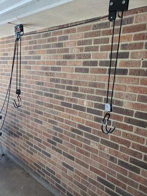Ceiling hoist, canoe, ladder, bikes, etc. for Sale in Murfreesboro, TN
