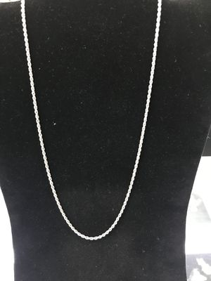 Rope chain for Sale in Baltimore, MD