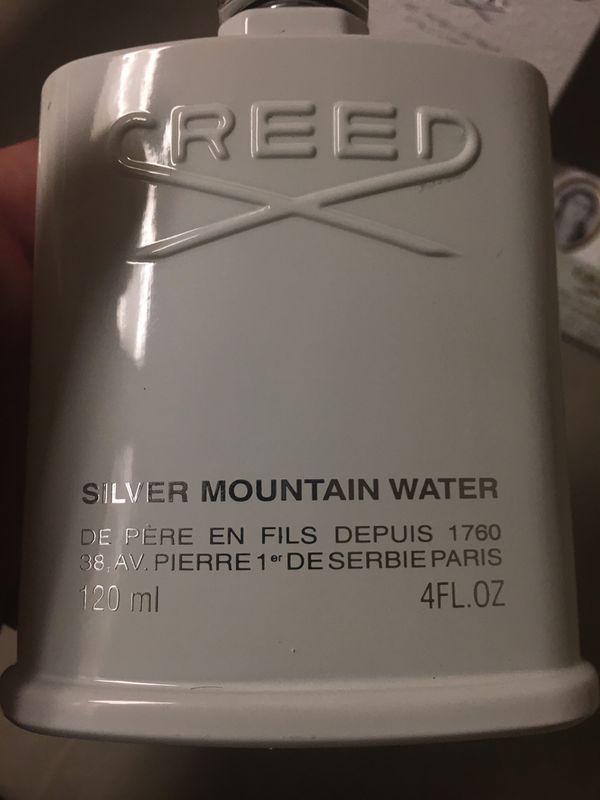 Creed Silver Mountain Water 120ml. 4fl.oz
