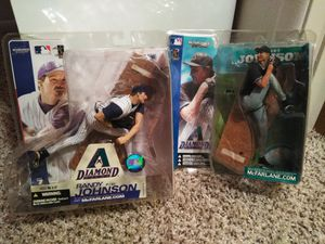 Randy Johnson Action Figures McFarlane's Sports Picks Toys for Sale in Chandler, AZ
