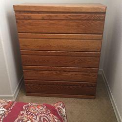 Oak Dresser for Sale in Norco,  CA