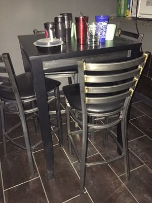 Pub table for Sale in Katy, TX