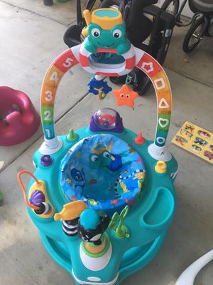 Baby Booster seat and play for Sale in Castro Valley, CA