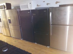 Refrigerator starting at $200 and up for Sale in Cleveland, OH