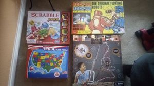 Board games. 2 are new. for Sale in Lucas, TX