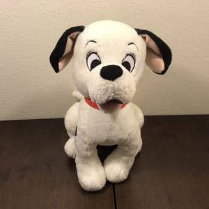 Disney Store Lucky 101 Dalmatians Plush Puppy Dog Authentic Dalmation for Sale in Murray, UT