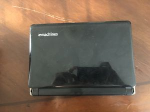 Emachines small laptop for Sale in Garland, TX