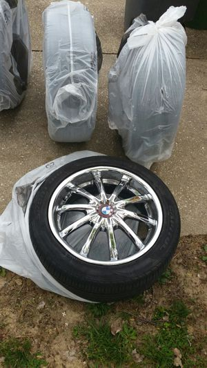 18' Rims and Tires for Sale in Baltimore, MD