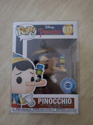PIAB EXC Disney Pinocchio Pop! Vinyl Figure for Sale in San Jose, CA