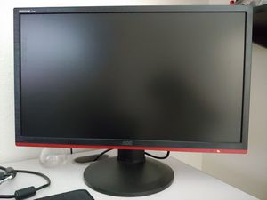 New 24-inch G2460PF Gaming Monitor for Sale in Poway, CA