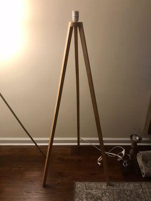 Tripod floor lamp for Sale in Cranford, NJ