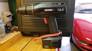 Craftsman cordless drill for Sale in Fletcher, NC