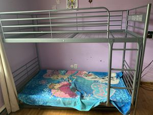 IKEA bunk bed not mattress for Sale in Vancouver, WA
