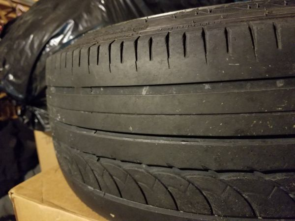 "(""1"") Bent xxr 530 wheel spare 18x 8.75"
