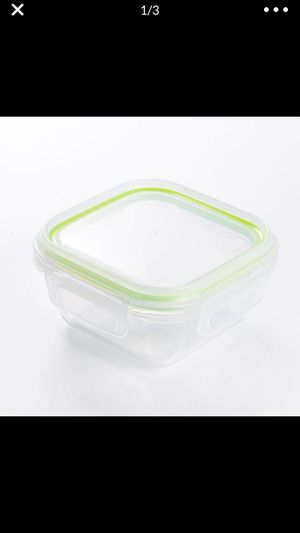 NEW Glass Food Storage Containers (10 Pack) for Sale in Newport Beach, CA