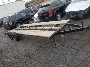 18ft Car Trailer for Sale in Westland, MI