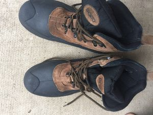 Mens Sporto brand insulated Snow boots size 12 (fits size 11 plus socks) for Sale in Miami, FL
