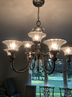 Light fixture for Sale in Andover, MA