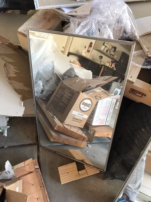 Cabinet Mirror for Bathroom! Replace your broken one! for Sale in Scottsdale, AZ