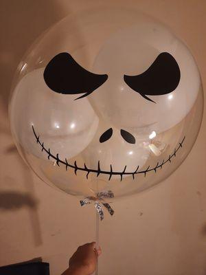 Jack skeleton Custom Balloon for Sale in Riverside, CA